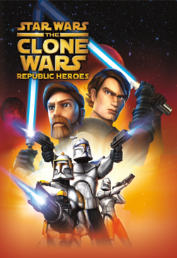 Star Wars Republic Heroes