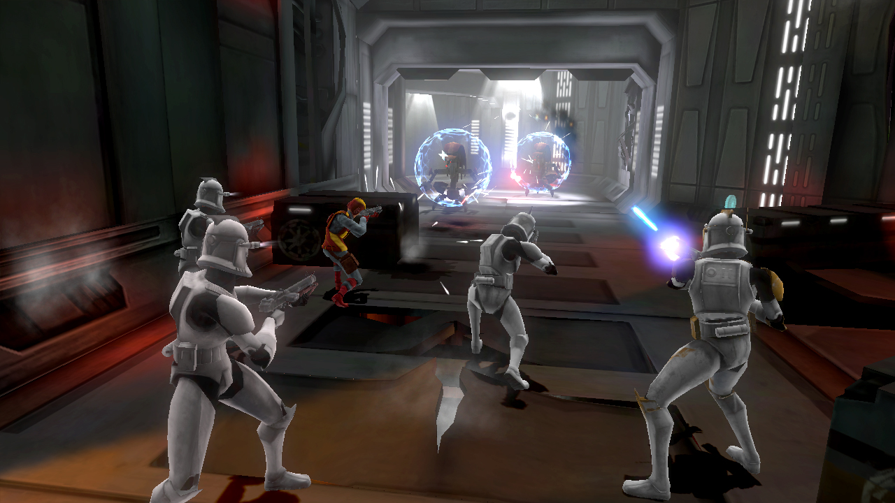 Star Wars Republic Heroes 360