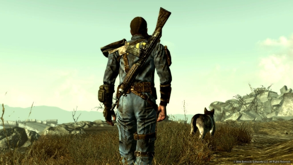 Fallout 3: A boy and his dog