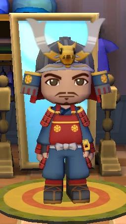 Samurai Sim
