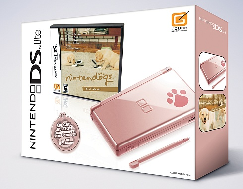 Nintendogs DS Lite