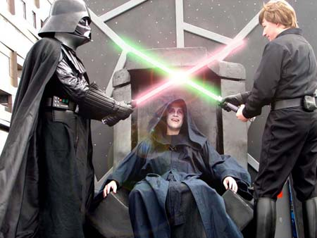Final SW Duel