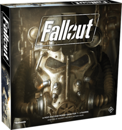 Fallout Board Game by Fantasy Flight Games